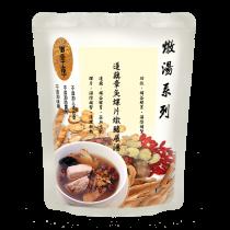 蓮藕章魚螺片燉豬展